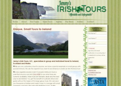 Jenny's Irish Tours
